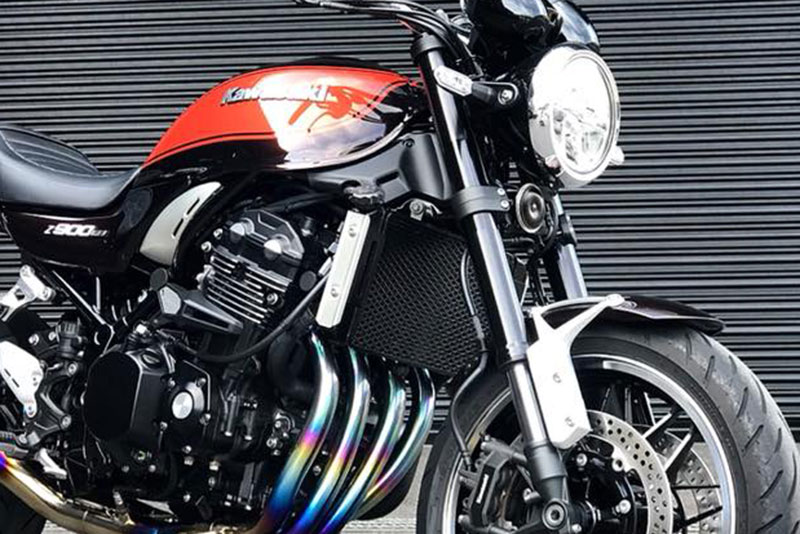 Fenix Scratch Guard Motorcycle Protection Film